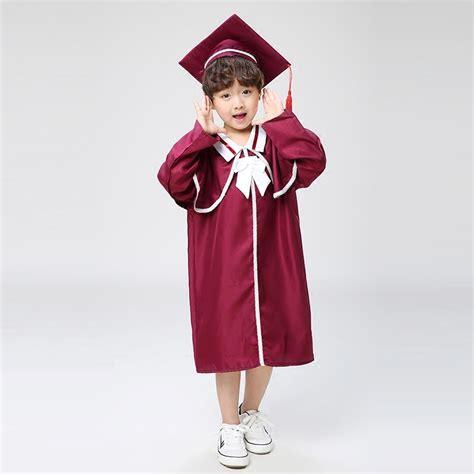 get cheap kindergarten graduation gowns aliexpress 551 | Children s Performance Clothing Academic Dress font b Gown b font font b Kindergarten b font