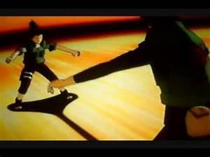 Shikamaru's Shadow Possession Jutsu Contest Part 2 ...