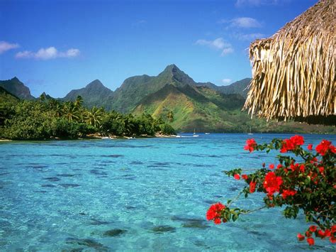 Bora Bora French Polynesia Nice View Travel And Tourism
