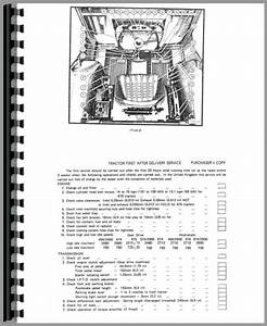 International Harvester 454 Tractor Operators Manual