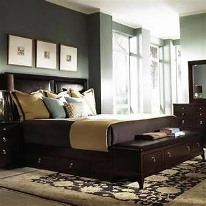 Rangement Pour Chambre : meuble bas de rangement pour chambre parentale tableau ~ Premium-room.com Idées de Décoration