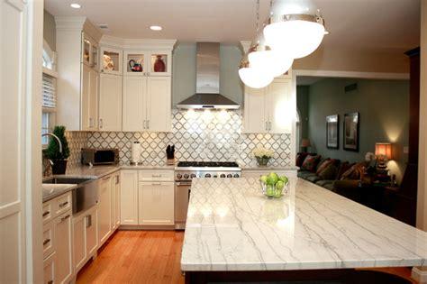 Corian Price Per Square Foot by White Macaubas Quartzite Kitchen Contemporary Kitchen