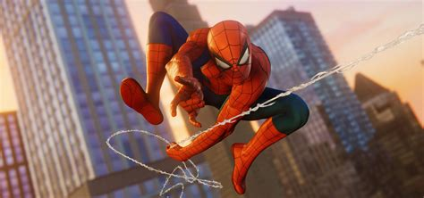 1125x2436 2018 Spiderman Ps4 Game 4k Iphone Xs,iphone 10
