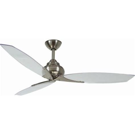 Home Depot Ceiling Fan Switch by Hampton Bay Florentine Iv 56 In Brushed Nickel Ceiling