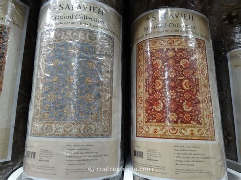 Safavieh Rugs Costco by Safavieh Stratford Collection Wool Area Rug