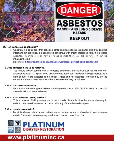 asbestos removal  abatement calgary alberta canada