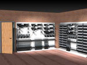 Armoire Arme A Feu by Cad Design For Police And Military Armoury Storage Fws
