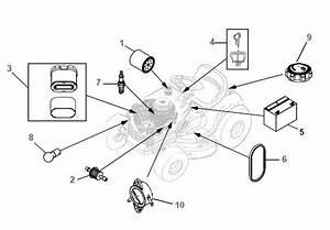 John Deere La165 Parts