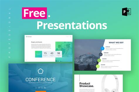 Professional Powerpoint Presentation Template Free Free Slides Themes And Powerpoint Templates For