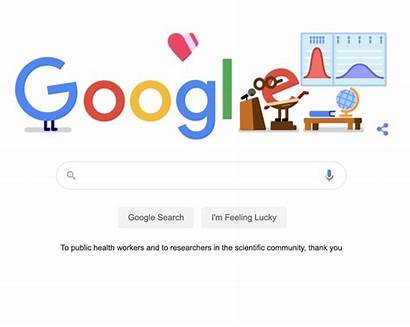 Google Doodle Thank Workers Health Researchers