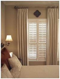 curtains over blinds Curtain: astounding curtains over blinds How To Hang Curtains Over Blinds Without Nails, How To ...