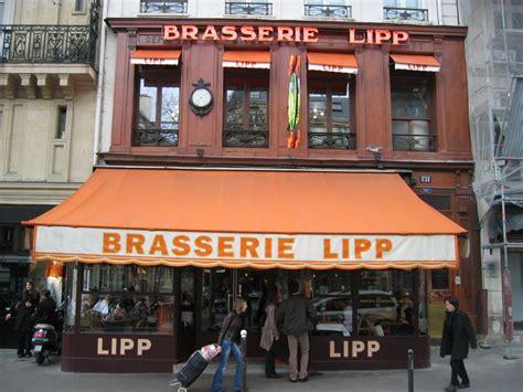 cuisine brasserie brasserie lipp