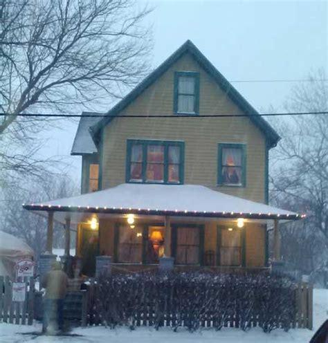 ralphies house  christmas story house