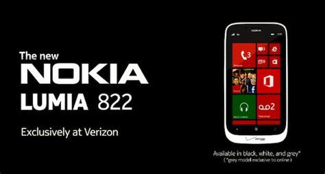 nokia lumia 822 coming soon to verizon digital trends