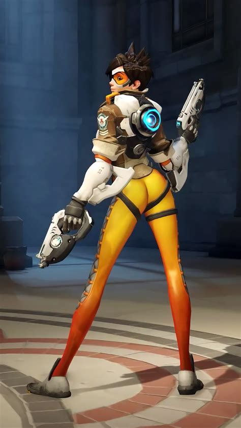 Tracer Overwatch 2016 Wallpapers Hd Wallpapers Id 17742