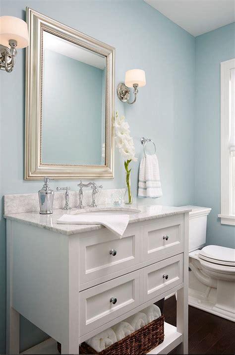 bathroom paint ideas blue best powder room paint ideas on bathroom paint
