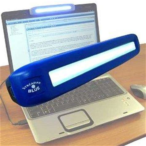 Blue Light Therapy Sad by Syrcadian Blue Light Therapy Device For Sad Review
