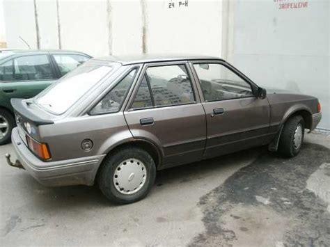 manual cars for sale 1987 ford escort electronic valve timing 1987 ford escort pictures 1600cc gasoline ff manual for sale