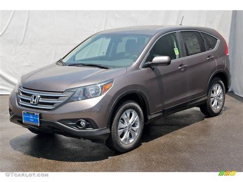 2012 Urban Titanium Metallic Honda Cr-v Ex #68954091 Photo