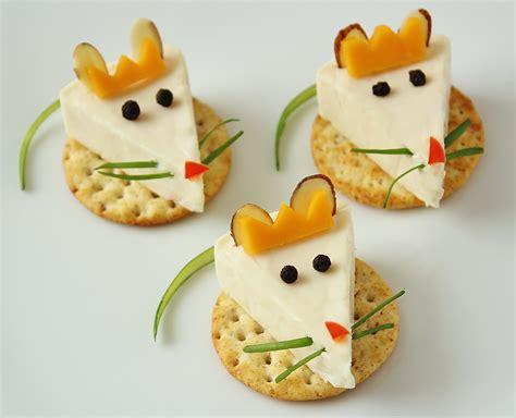 essen fingerfood mouse king cheese bites from the nutcracker alison s