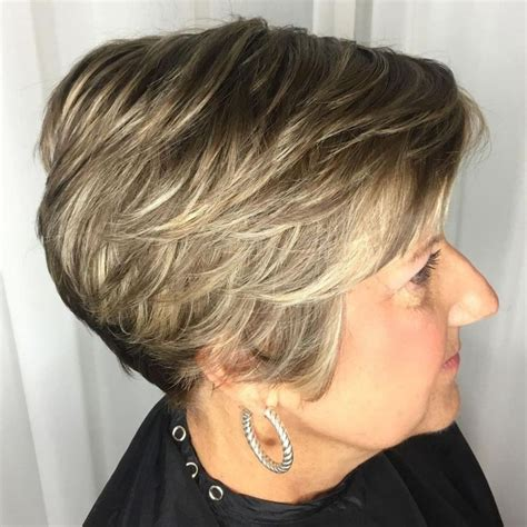 hairstyle  thin frizzy hair wedge hairstyles