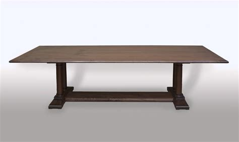 upholstered dining room benches with st table guild of vermont furniture makers
