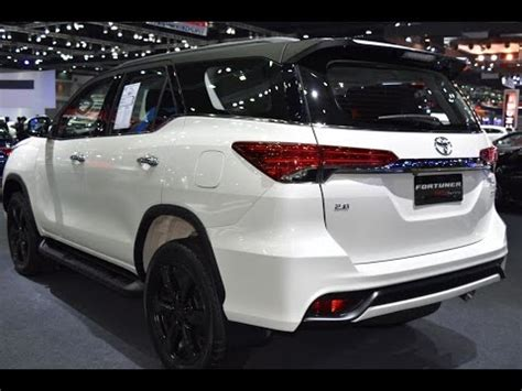 toyota fortuner trd sportivo edition  detailed