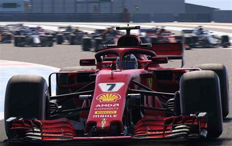 formel 1 2019 ps4 f1 2018 im test mit vollgas auf die pole position ps4