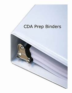 Reference Sheet For Resumes Pre Assembled Cda Binders For The Cda Professional