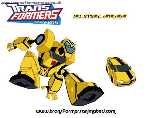 Transformers Animated Bumblebee Wallpaper - transformers animated wallpaper at transformersanimated