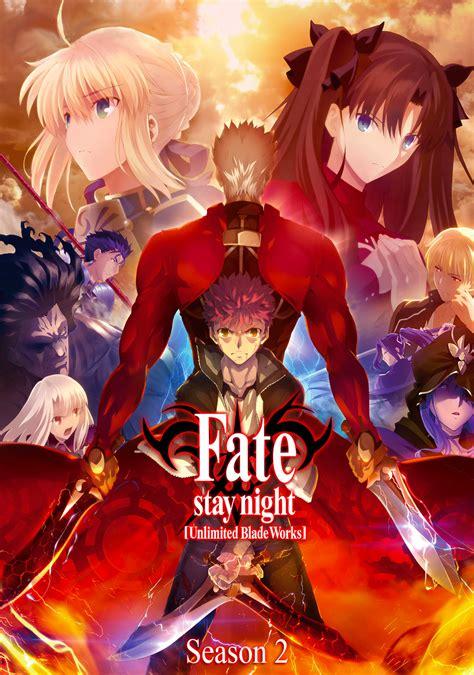 fatestay night unlimited blade works tv fanart fanarttv
