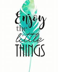 Enjoy the littl... Classy Dp Quotes