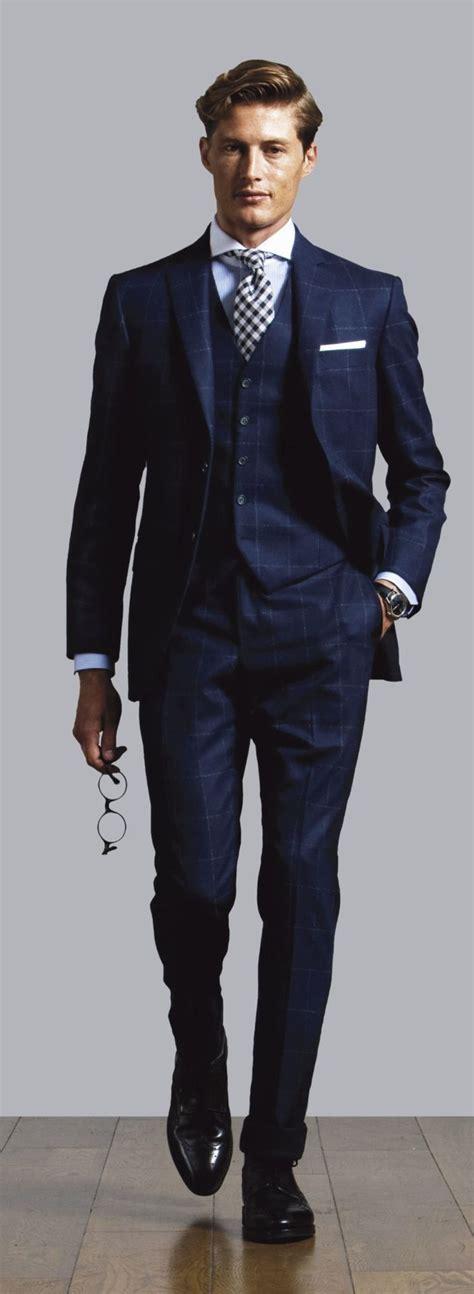 Blue suits - Mens Suits Tips