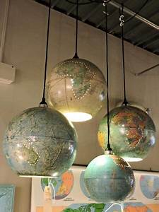 Best globe lamps ideas on globes hanging