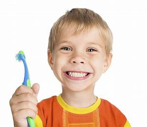 Get your Kids to brush their teeth