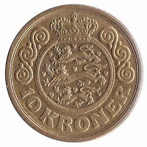 10 Danish Kroner coin - Exchange yours for cash today