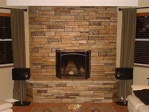 Decorations fireplacewalldesignideas plus fireplace wall
