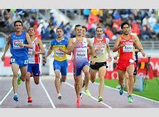 Zúrich recupera la magia del atletismo europeo