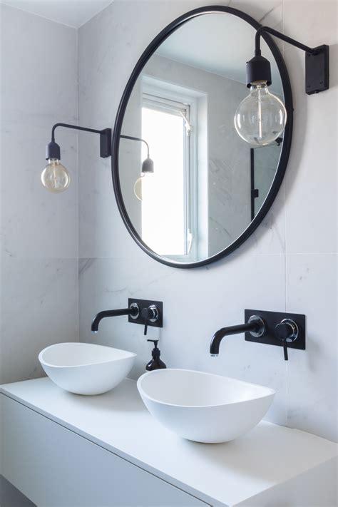 bathroom marble tiles marble black  white bathroom
