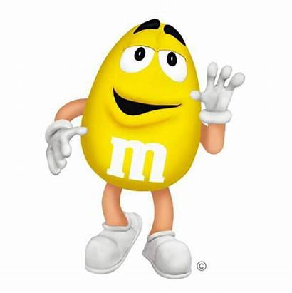 Characters Yellow Clipart Mm Candy Clip Character