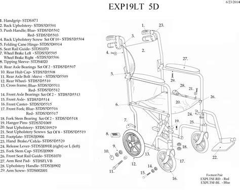 health chair manual lightweight expedition aluminum transport chair