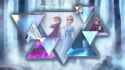 Frozen Ii Wallpapers Desktop Elsa Wallpapertip Usefulcraft