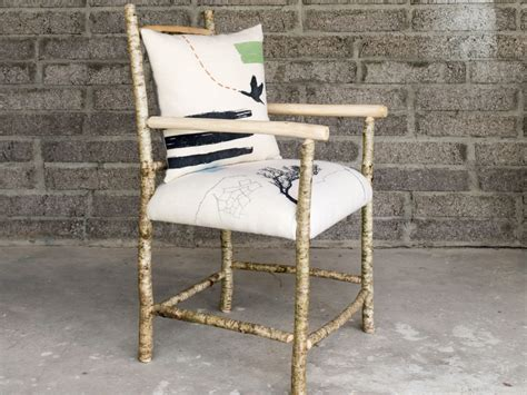 Small Armchair Upholstered With Anne