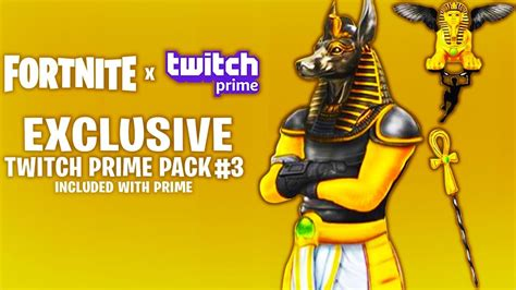 fortnite twitch prime pack  leaked fortnite exclusive