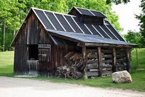 Unterstand Für Brennholz : unterstand f r brennholz selber bauen so geht 39 s ~ Frokenaadalensverden.com Haus und Dekorationen