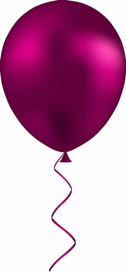 Balloon Pink Transparent Clipart Clip Pinclipart