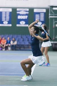 BYU tennis players claim WCC weekly honors - The Daily ...