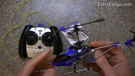syma ssg rc helicopter review youtube