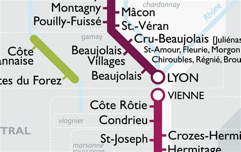 Carte Vin Metro by Metro Wine Map Of