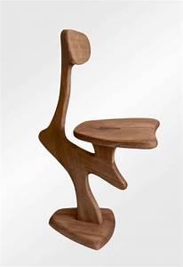 Chaise Bois Design : chaise design bois id es de d coration int rieure french decor ~ Teatrodelosmanantiales.com Idées de Décoration